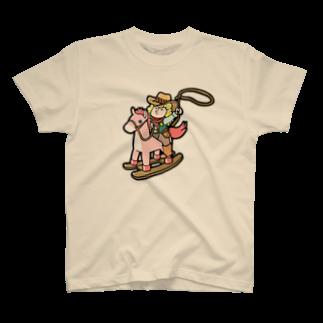 ライター・イラストレーターユニット「ケーン&モッチ」のライター・イラストレーターユニット「ケーン&モッチ」モッチ T-shirts