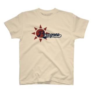 パラゴンズ T-shirts