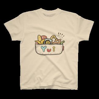 ゆゆ丸のゆい◎ T-shirts