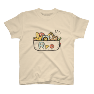 ゆゆ丸のりょう◎ T-shirts