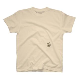 夢見るにゃんさん T-shirts