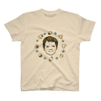 ポップコーン・ルールズ T-shirts