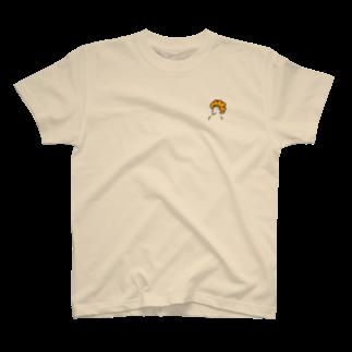 Gooniesのアフロ T-shirts