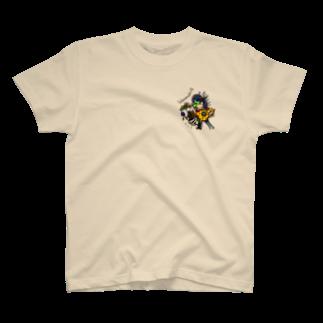 WatamushiのWatamushi 04 T-shirts