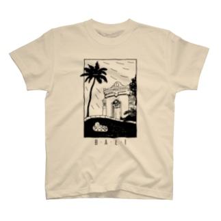 B-A-L-I (black) T-shirts