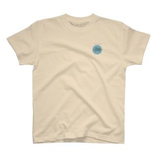フリズアム一族ワンポイント T-shirts