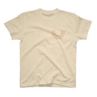 バウム半円 T-shirts