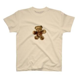 くま(からあげ) T-shirts