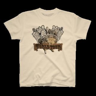 (●´ω`●pポトフ ☕️ &ペンネ 🍓 qのSUPER STAR T-shirts