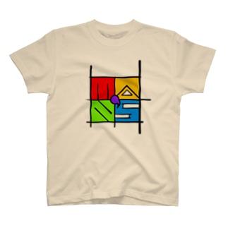 マンズ2 T-shirts