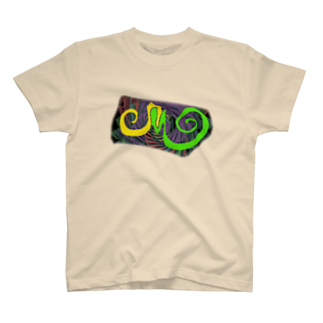 AGryqのミス^味 T-shirts