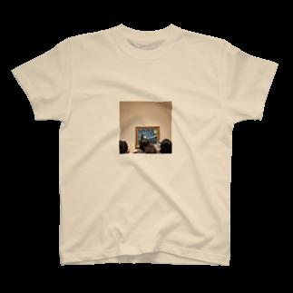 _watana_becky_の美術館 T-shirts