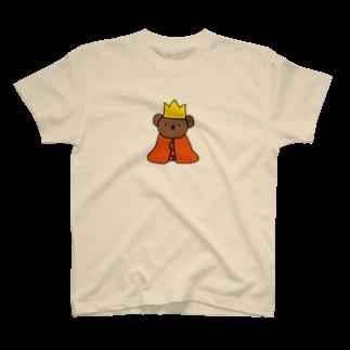 asami17のおうかん T-shirts