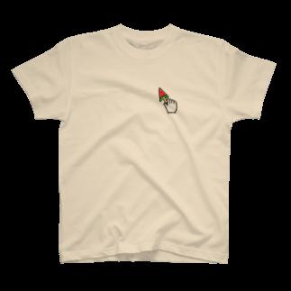 hiroyukimpsのsuikabaa T-shirts