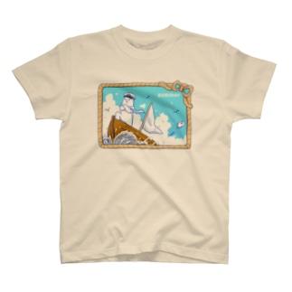サマースタイル T-shirts