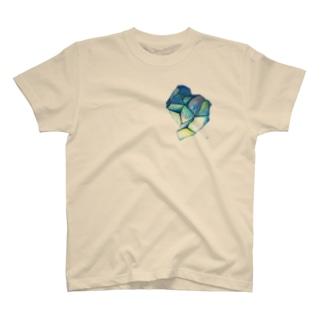 こころの石を大切に T-Shirt