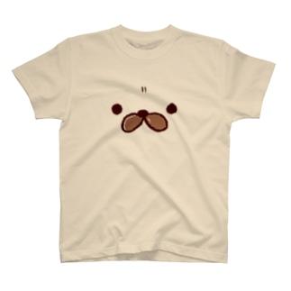 どあっぷバフちゃん T-shirts