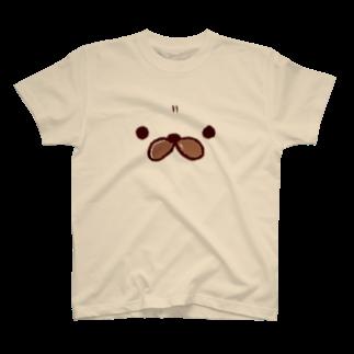 うくらうどのどあっぷバフちゃん T-shirts