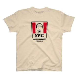 ヤマモト フライド チキン T-shirts