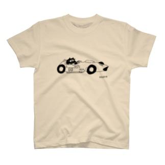 スポーツカーのノワチャン T-shirts
