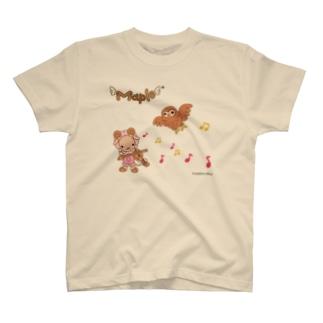 伊藤翔のメープルとオリゴ T-shirts