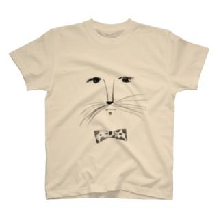 かいいぬ Tシャツ