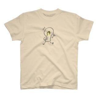 ひらめいちゃったもんねくん T-shirts