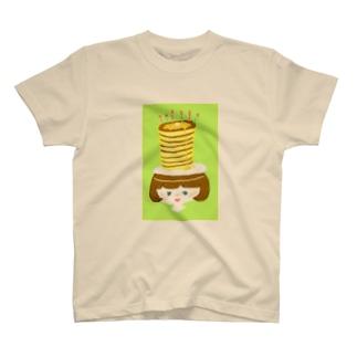 甘党がーる T-shirts