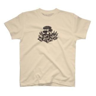 小家族 T-shirts