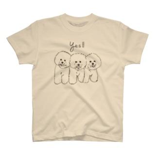 m3sisters01 T-shirts