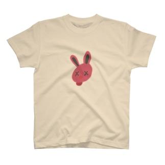 まずいうさぎさん T-shirts