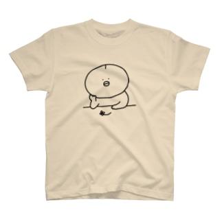 キッズにおすすめ!大人も一緒に!おしょくじくん! T-shirts