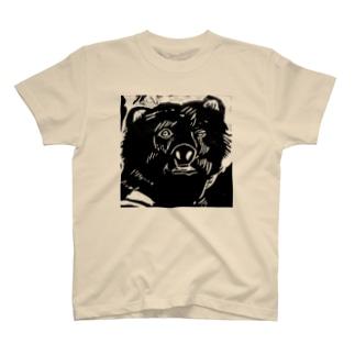 あそのくまさん T-shirts
