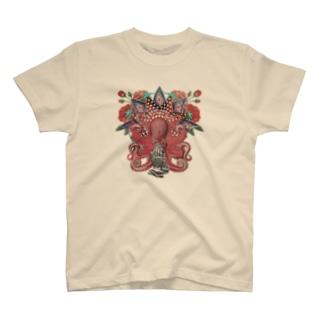 たこ信仰 T-shirts