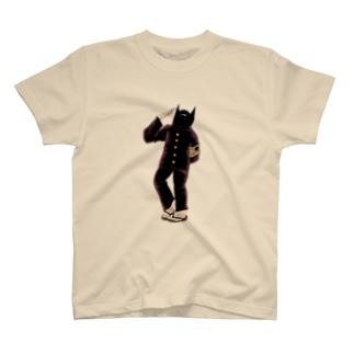 地球星怪人 猫沢 T-shirts