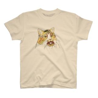 どーなっつねこ T-shirts