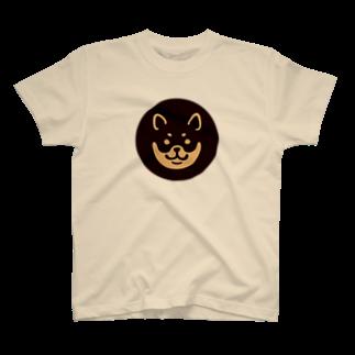 chi-bitのSHIBAT - クロシバ Tシャツ