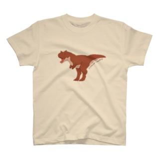 カルノタウルス T-shirts