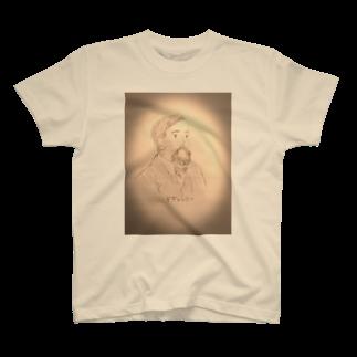 ザきのとてもドビュッシー T-shirts