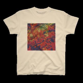 ぬっのタイの屋台🇹🇭 T-shirts