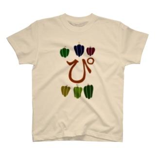 ぴーまんのぴ T-Shirt