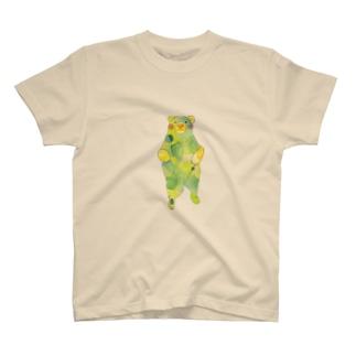 新緑くまさん T-shirts
