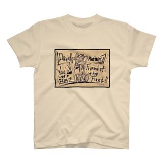 David & Anthony T-shirts