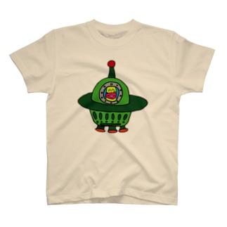 宇宙船フップくん T-shirts