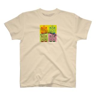 活けメン T-shirts