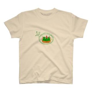 食べ盛り T-shirts