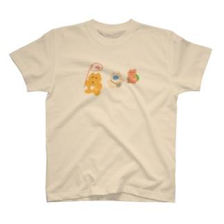 オリバーと愉快な仲間たち T-shirts