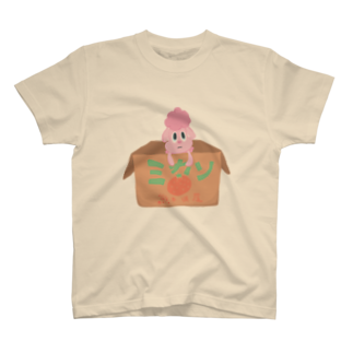ぼさちゃんねねのpu-chan T-shirts