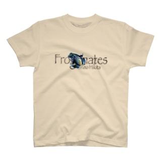 Frog-mates(アマノカワズ) T-shirts