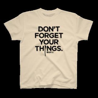 メガネのT05|The CAMP TRIBES T-shirts